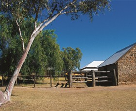 Alice Springs Telegraph Station Historical Reserve - Tourism Brisbane