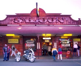 Bojangles Saloon and Dining Room - Tourism Brisbane