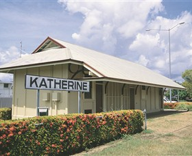 Old Katherine Railway Station - Tourism Brisbane