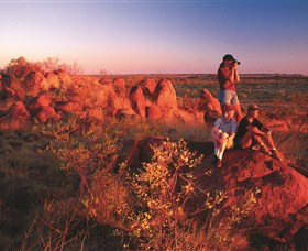 Kunjarra/The Pebbles - Tourism Brisbane