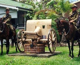 Second/Fourteenth Light Horse Regiment QMI Museum - Tourism Brisbane