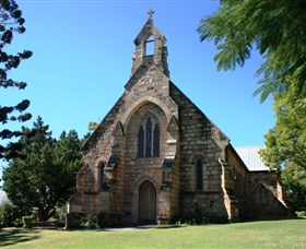 St Marys Anglican Church Memorial Chapel - Tourism Brisbane