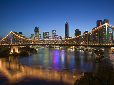 Story Bridge - Tourism Brisbane