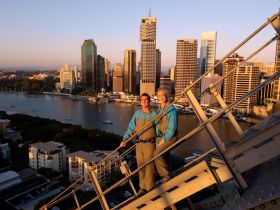 Story Bridge Adventure Climb - Tourism Brisbane