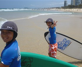 Broadbeach Surf School - Tourism Brisbane