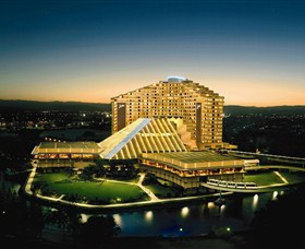 Jupiters Hotel and Casino - Tourism Brisbane