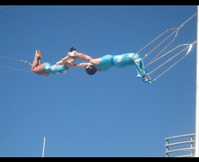 Trix Circus Flying Trapeze - Tourism Brisbane
