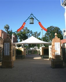 Gympie and Widgee War Memorial Gates - Tourism Brisbane