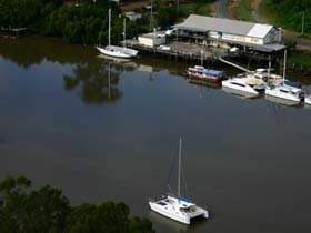 Port of Maryborough - Tourism Brisbane