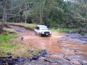 Condamine Gorge '14 River Crossing' - Tourism Brisbane