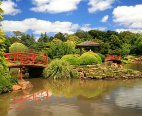Japanese Gardens - Tourism Brisbane