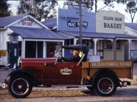 Miles Historical Village and Museum - Tourism Brisbane