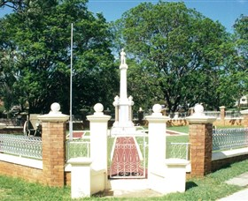 Boonah War Memorial and Memorial Park - Tourism Brisbane