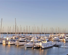Bundaberg Port Marina - Tourism Brisbane