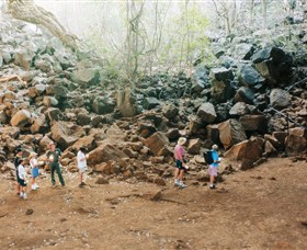 Undara Volcanic National Park - Tourism Brisbane