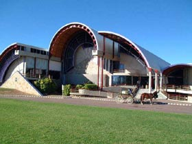 Australian Stockmans Hall of Fame and Outback Heritage Centre - Tourism Brisbane