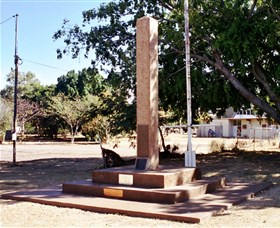 Mount Isa Memorial Cenotaph - Tourism Brisbane