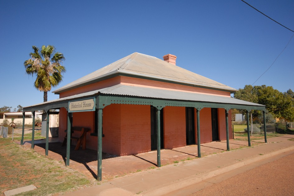 Leahy Historical House - Tourism Brisbane