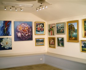 Ros McArthur Art Studio - Tourism Brisbane
