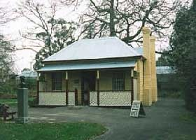 Adam Lindsay Gordon Cottage - Tourism Brisbane