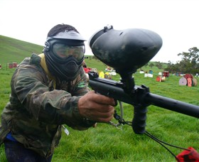 Bass Coast Paintball - Tourism Brisbane