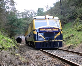 Yarra Valley Railway - Tourism Brisbane