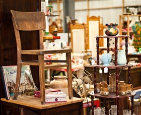 Bendigo Pottery Antiques and Collectables Centre - Tourism Brisbane