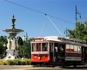 Bendigo Tramways Vintage Talking Tram Tour - Tourism Brisbane