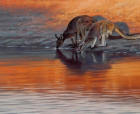 Steve Morvell Wildlife Art