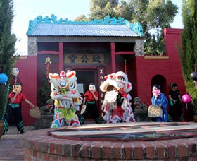 Bendigo Joss House Temple - Tourism Brisbane
