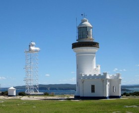 Point Perpendicular Lighthouse and Lookout - Tourism Brisbane