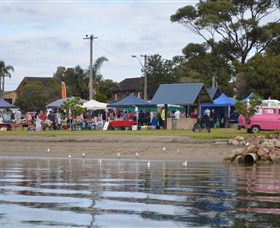 Greenwell Point Riverside Markets - Tourism Brisbane