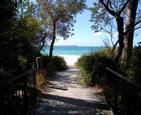 Greenfields Beach - Tourism Brisbane