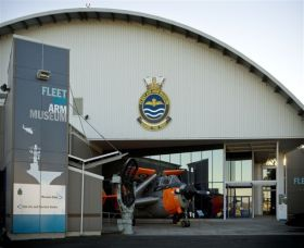 Fleet Air Arm Museum - Tourism Brisbane
