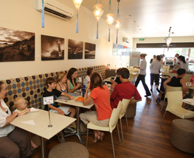 Cafe Parkview - Tourism Brisbane
