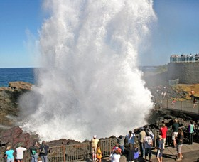 Kiama Blowhole - Tourism Brisbane