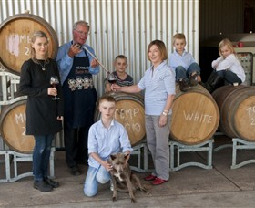Mount Charlie Winery - Tourism Brisbane