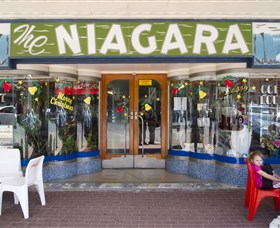 Niagra Cafe - Tourism Brisbane