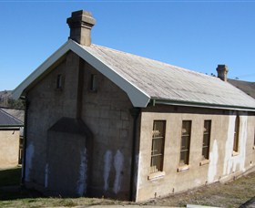The Old Gundagai Gaol - Tourism Brisbane