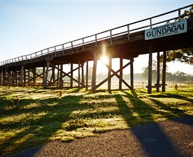Historic Bridges of Gundagai - Tourism Brisbane