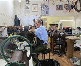 Lindsay Miller Saddlery and Harness - Tourism Brisbane