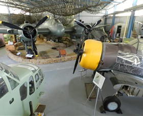 Australian National Aviation Museum - Tourism Brisbane