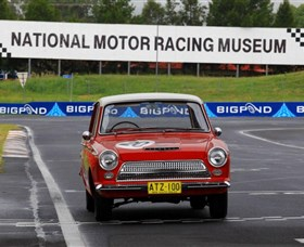 National Motor Racing Museum - Tourism Brisbane