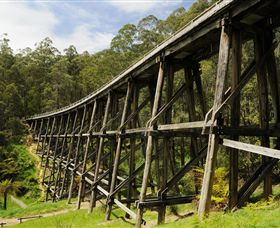Noojee Trestle Bridge - Tourism Brisbane