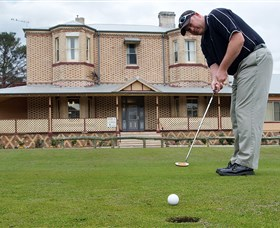 Lithgow Golf Club - Tourism Brisbane