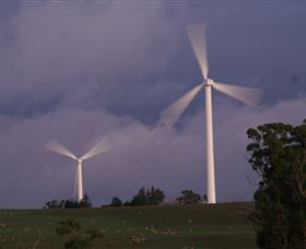 Crookwell Wind Farm - Tourism Brisbane