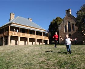 Hartley Historic Site - Tourism Brisbane