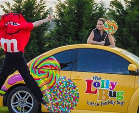 The Lolly Bug - Tourism Brisbane