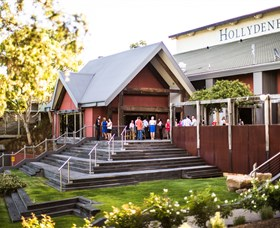 Hollydene Estate Wines and Vines Restaurant - Tourism Brisbane