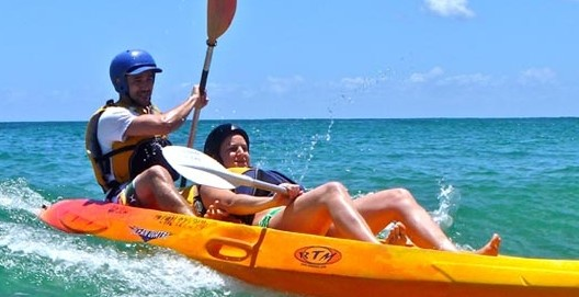Go Sea Kayak - Tourism Brisbane